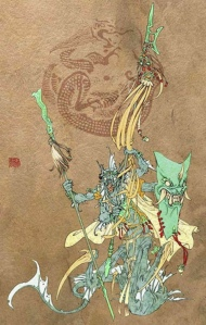© Zhang Wang (http://voices.yahoo.com/photos/10-greatest-demons-chinese-underworld-3989877.html?cat=34)