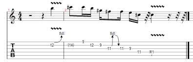 http://www.freeguitarsource.com/Blues_Guitar_Riffs/Albert_King_Blues_Guitar_Riffs.html